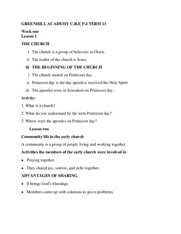 P4 Religious Education Notes term 2.pdf