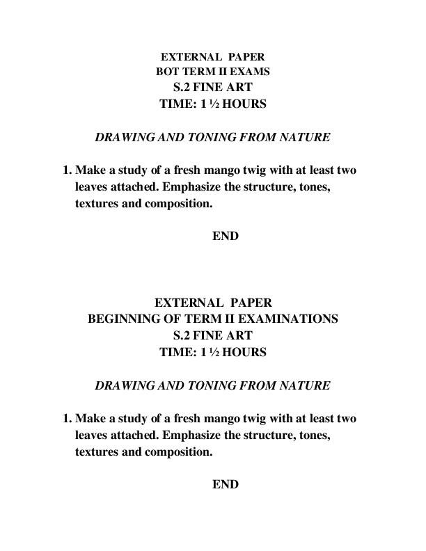 S_2 FINE ART BOT TERM II EXAMS.pdf